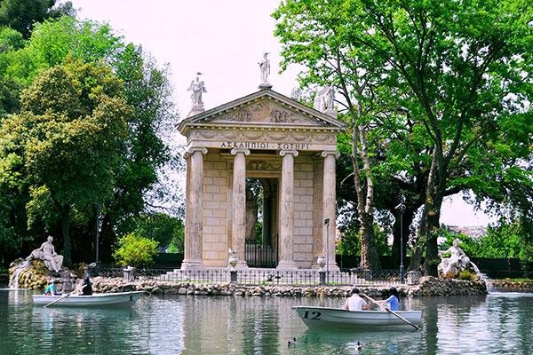 Borghese-park