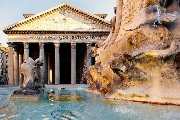 Pantheon-da-fuori