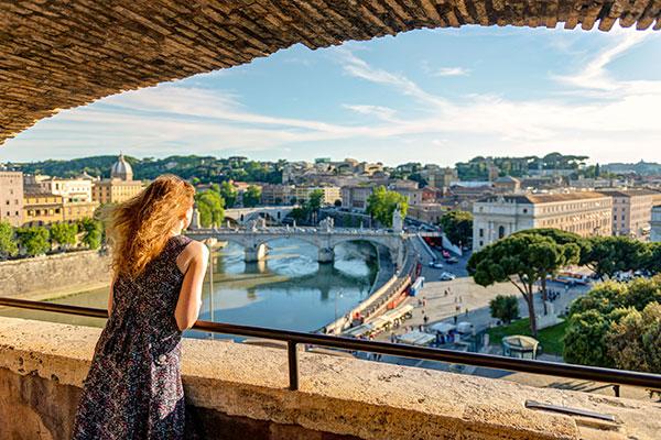 Vista-di-Roma-da-Castel-Sant'Angelo